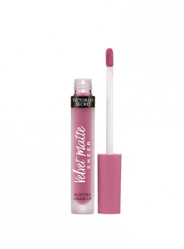 Матовая помада для губ Daydreamer из серии Velvet Matte Sheer от Victoria's Secret