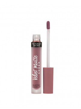 Фото Матовая помада для губ Secret Lover из серии Velvet Matte Sheer от Victoria's Secret