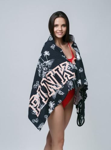 2 в1: Стильная сумка и пляжное полотенце от Victoria's Secret PINK