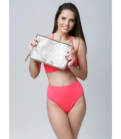 Стильный кружевной клатч от Victoria's Secret