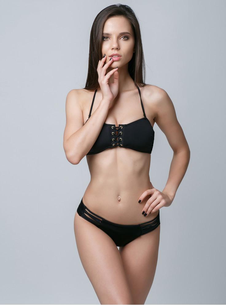 55f44f7f39faa Купить Купальник-бандо Victoria's Secret PINK 07981. Женское белье ...