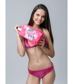 Стильная косметичка Hot от Victoria's Secret PINK