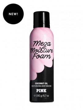 Фото Увлажняющий мусс Mega Moisture Foam для тела из серии PINK