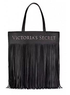 Фото Стильная сумка с бахромой Victoria's Secret