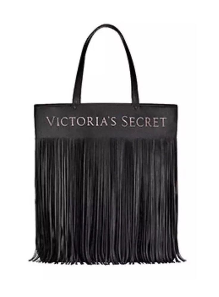 Купить Стильная сумка с бахромой Victoria s Secret 08345. Женское ... fd173d840cd