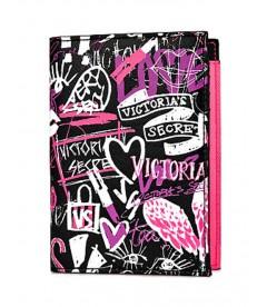 Обложка для паспорта Graffiti от Victoria's Secret