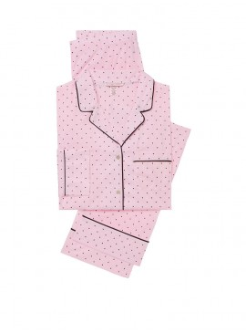 Хлопковая пижама от Victoria's Secret