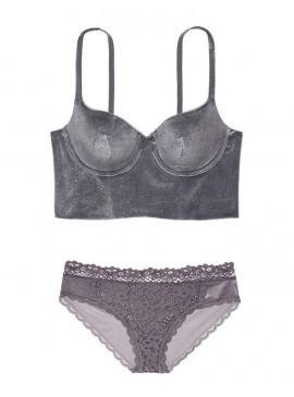 Фото Комплект белья Long Line Demi из колекции Body by Victoria от Victoria's Secret