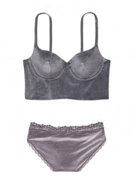 Комплект белья Long Line Demi из колекции Body by Victoria от Victoria's Secret