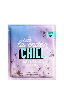 More about Гидрогелевая маска для лица Let's Lavender & Chill из серии PINK