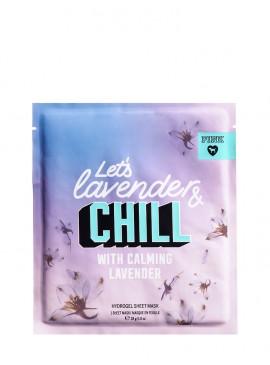 Гидрогелевая маска для лица Let's Lavender & Chill из серии PINK