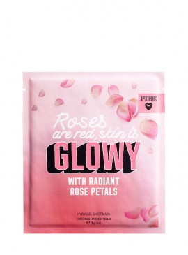 More about Гидрогелевая маска для лица Roses Are Red, Skin is Glowy из серии PINK