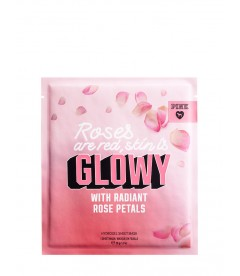 Гидрогелевая маска для лица Roses Are Red, Skin is Glowy из серии PINK
