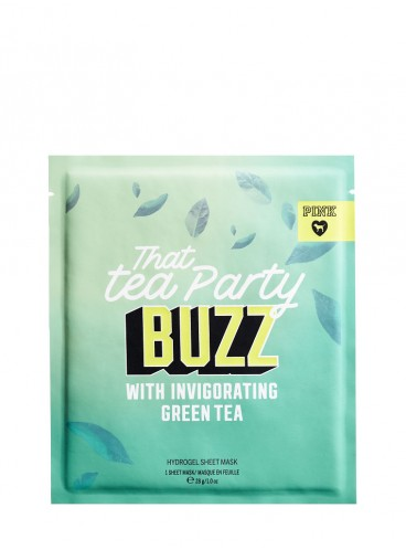 Гидрогелевая маска для лица That Tea Party Buzz из серии PINK