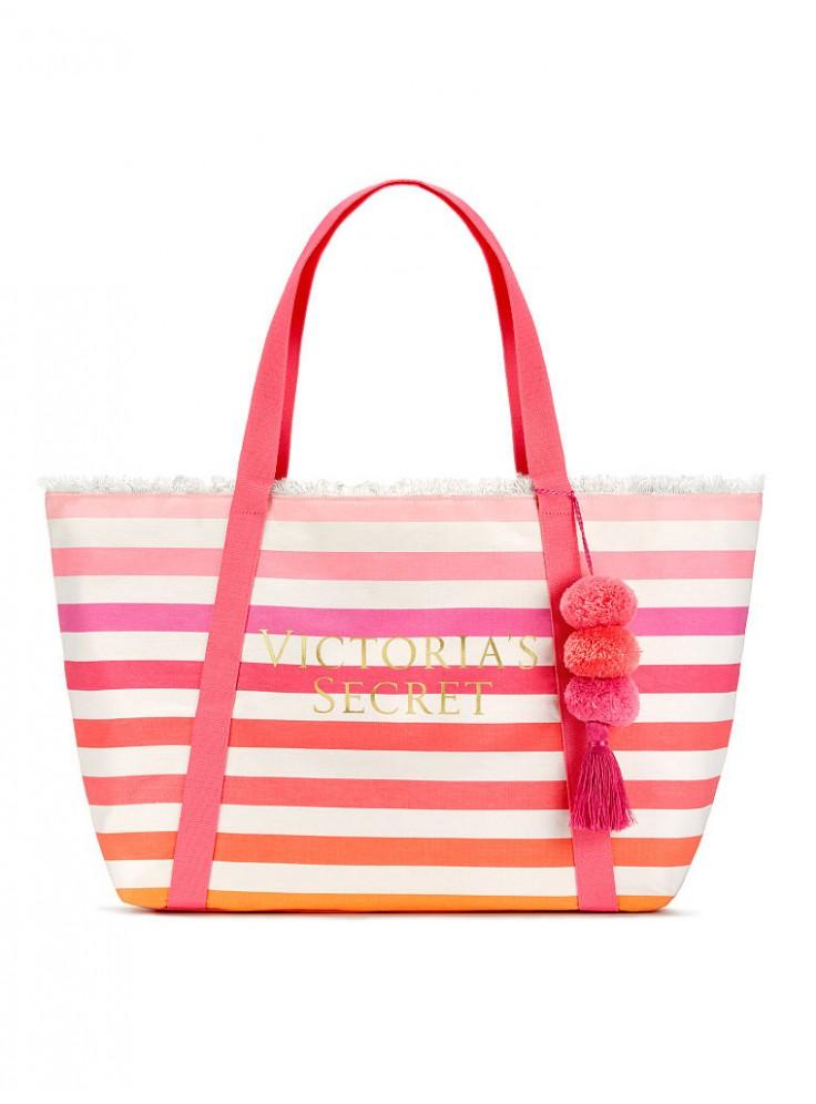 f80975c631c2 Купить Стильная пляжная сумка Victoria's Secret 08545. Женское белье ...