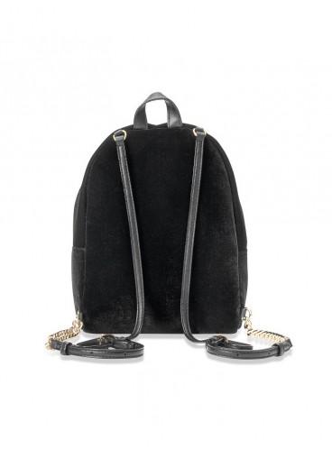 Стильный бархатный мини-рюкзачок Victoria's Secret