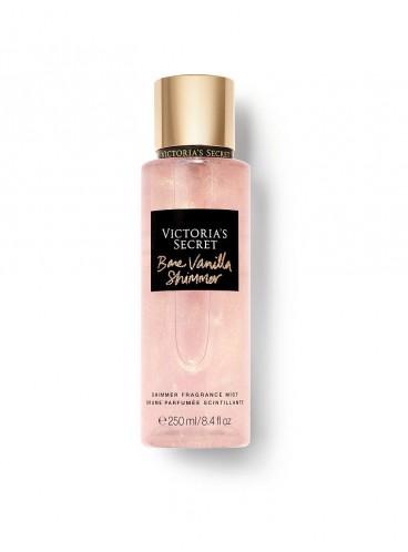 Спрей для тела Bare Vanilla c шиммером (shimmer fragrance body mist)