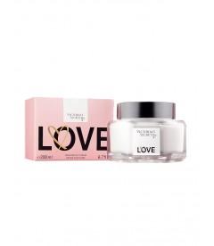 Парфюмированный крем для тела с блестками LOVE от Victoria's Secret