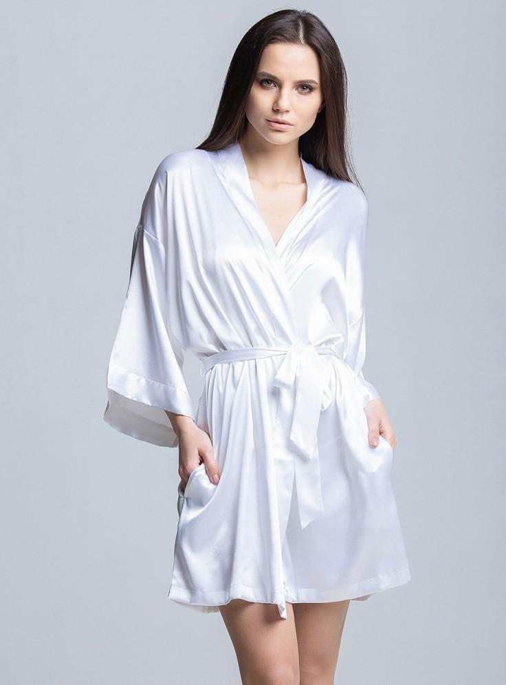 Купить Роскошный халат для невесты от Victoria s Secret Bride 06981 ... d2bcd0219b7ec