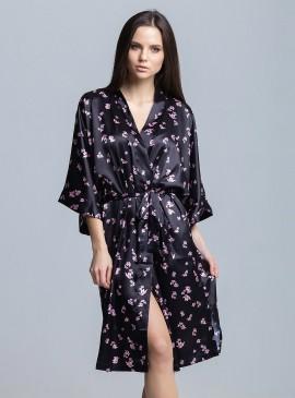 Фото Роскошный халат-кимоно Floral от Victoria's Secret