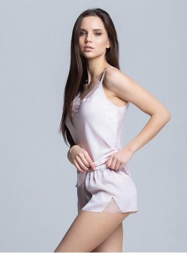 Сатиновая пижамка из коллекции Dream Angels от Victoria's Secret