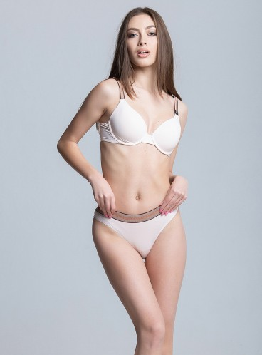 Комплект бeлья Lightly Lined из коллекции The T-Shirt от Victoria's Secret