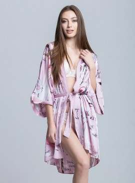 Фото Роскошный халат из коллекции Dream Angels от Victoria's Secret