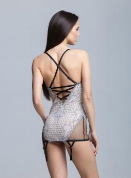 Шикарный пеньюар из коллекции Very Sexy от Victoria's Secret Limited Edition