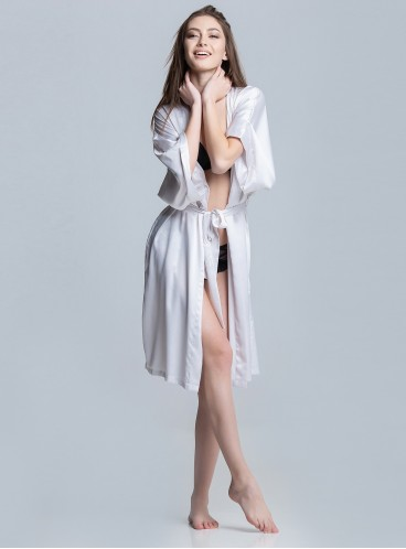 Роскошный халат-кимоно от Victoria's Secret