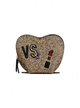 More about Косметичка Glitter Mesh Heart от Victoria's Secret