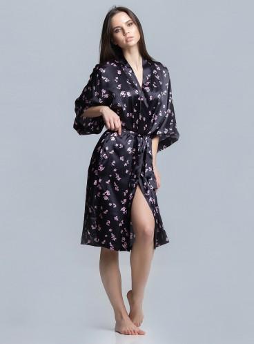 Роскошный халат-кимоно Floral от Victoria's Secret