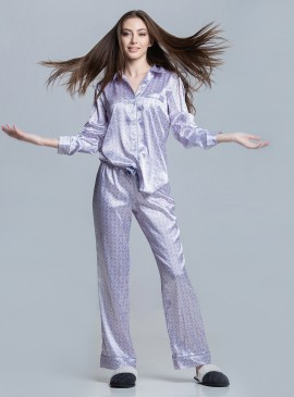 More about Сатиновая пижама от Victoria's Secret