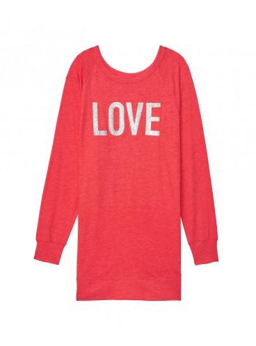 Ночная рубашка LOVE от Victoria's Secret