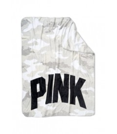 Тёплый мягенький плед от Victoria's Secret PINK
