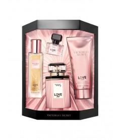 Набор косметики Victoria's Secret LOVE Star в подарочной коробке