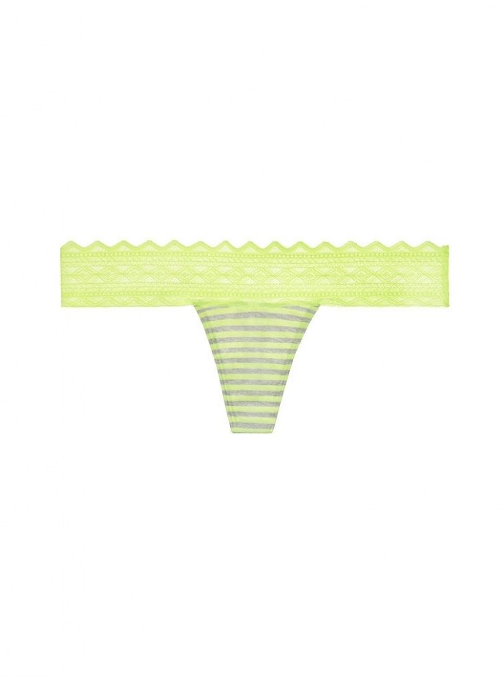 Трусики-стринги от Victoria's Secret PINK