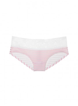 More about Хлопковые трусики-хипстер Victoria's Secret - Sexy Little Pink Stripe