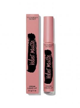 Фото NEW! Матовая крем-помада для губ Adored из серии Velvet Matte от Victoria's Secret