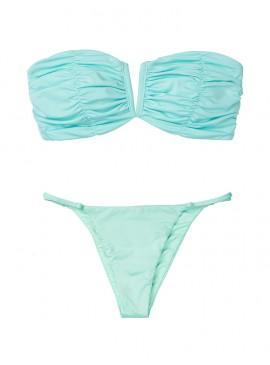 Фото NEW! Стильный купальник Ruched V-Front Bandeau от Victoria's Secret