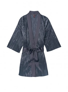 Фото Роскошный халат Shine Pleat Kimono от Victoria's Secret