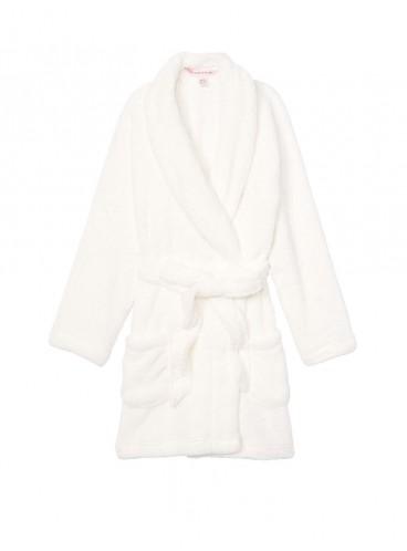 Плюшевый халат Cozy Plush от Victoria's Secret - Ivory