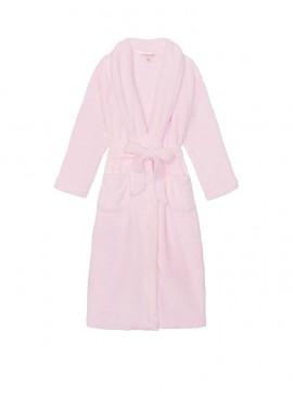 Фото Длинный плюшевый халат Cozy Plush от Victoria's Secret - Pink About It