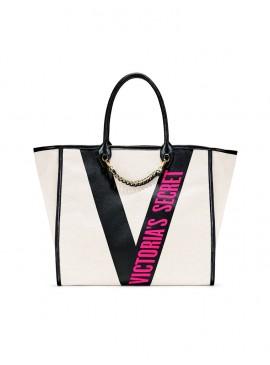 Фото Стильная сумка Ribbon Logo City Victoria's Secret