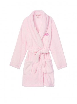 Фото Плюшевый халат Cozy Plush от Victoria's Secret - Pink About It