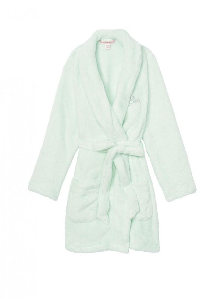 31b90dbf0d55a Купить Плюшевый халат Cozy Plush от Victoria's Secret - Flint Grey ...