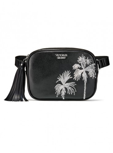 Поясная сумка Victoria's Secret - Palms Black