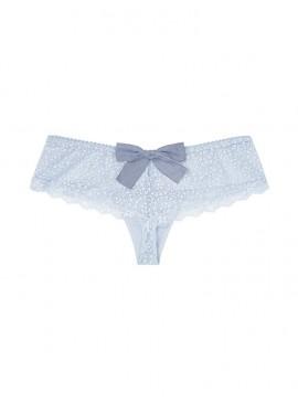 Фото Трусики-хипстер из коллекции Dream Angels от Victoria's Secret - Blue Alloy