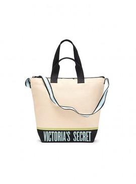 Фото 2 в1: пляжная сумка и кулер от Victoria's Secret