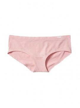 Фото Трусики-хипстер Seamless от Victoria's Secret PINK - Chalk Rose With Graphic
