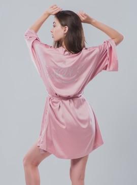 Роскошный халат Very Sexy Short Satin Kimono от Victoria's Secret